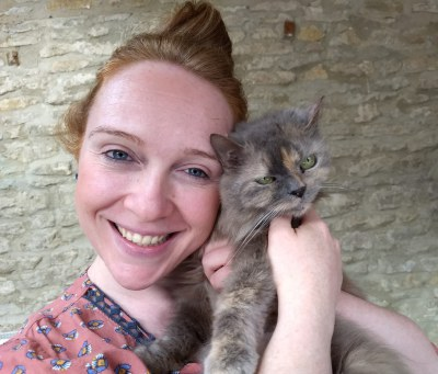 cat sitter Oxford