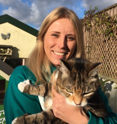 cat sitter in Cornwall