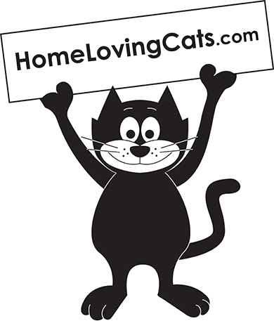 Home Loving Cats Logo
